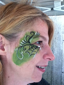 corporate events-face painting-Hamilton ON