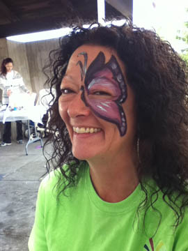 business events-face painting-festivals-Hamilton